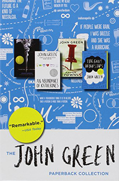 The John Green Paperback Box Set by John Green