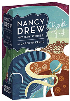 Nancy Drew Mystery Stories Books 1-4 by Carolyn Keene