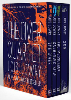 The Giver Quartet Box Set by Lois Lowry