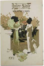 Inter-State Motor Cars 1912