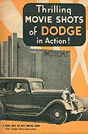 Thrilling Movie Shots of Dodge in Action!