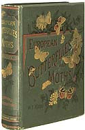European Butterflies and Moths by W.F. Kirby