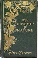 The Kinship of Nature by Bliss Carman