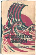 A Search for America by Frederick Philip Grove