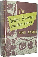 The Yellow Sweater and Other Stories by Hugh Garner