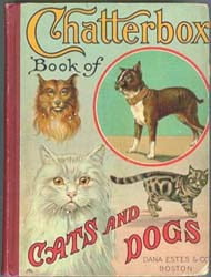 Chatterbox Book of Cats and Dogs, edited by Anna Robinson