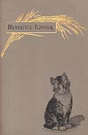 Henriette Ronner: The Painter of Cat life and Cat Character by M.H. Spielmann