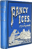 Fancy Ices by Mrs. A.B. Marshall
