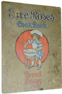 Five Roses Cook Book by Canadian Housewives