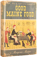 Good Maine Food by Marjorie Mosser