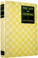 The Joy of Cooking, 3rd printing by Irma S. Rombauer