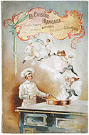 La Cuisine Francaise: French Cooking For Every Home Adapted to American Requirements by Francois Tanty
