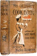 Mrs. Gillette's Cook Book by Mrs. F.L. Gillette