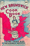 The New Brunswick Cook Book by Aida Boyer McAnn
