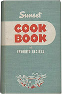 Sunset Cook Book of Favorite Recipes by Emily Chase (ed.)