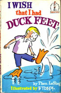 I Wish That I Had Duck Feet, First Edition by Dr. Seuss