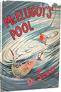 McElligot's Pool First Edition, First Impression by Dr. Seuss