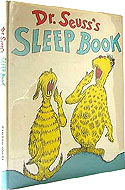 Dr. Seuss' Sleep Book First Edition, First Printing by Dr. Seuss