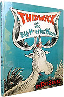 Thidwick the Big-Hearted Moose 1948 First Edition by Dr. Seuss