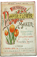 The Practical Flower Maker: A Complete Guide to This Popular Kindergarten Occupation for Infants and Girls by Veronica Vassey