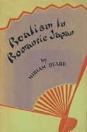 Realism in Romantic Japan by Miriam Beard