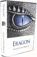 Eragon, first book of the Inheritance saga by Christopher Paolini