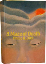A Maze of Death Philip K. Dick