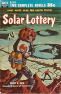 Solar Library by Philip K. Dick