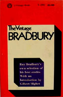Soft cover edition of The Vintge Bradbury by Ray Bradbury