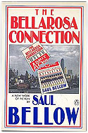 US first edition paperback The Bellarosa Connection - Saul Bellow