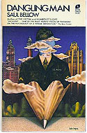 Paperback Dangling Man - Saul Bellow