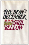 US first edition, first print The Dean's December - Saul Bellow