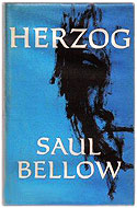US first edition, first print Herzog - Saul Bellow