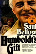 US paperback Humboldt's Gift - Saul Bellow