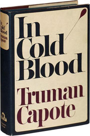 US first edition, first printing In Cold Blood - Truman Capote