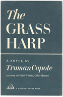 US first edition The Grass Harp - Truman Capote