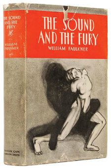 an analysis of the american south in the sound and the fury by william faulkner The sound and the fury by william faulkner  family of jefferson is also the tale of the south  the sound and the fury by william faulkner literary analysis.