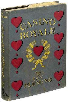 Флеминг книга казино рояль война на карте мира играть