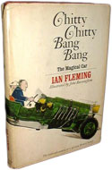 US First Edition Chitty Chitty Bang Bang - Ian Fleming