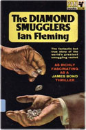 UK Paperback The Diamond Smugglers - Ian Fleming