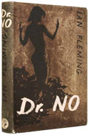 UK 1958 First Edition Dr. No - Ian Fleming