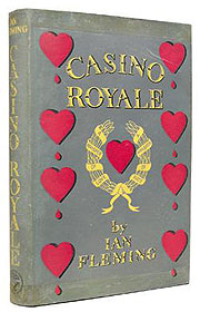 UK 1953 First Edition Casino Royale - Ian Fleming