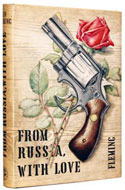 UK 1957 First Edition From Russia with Love - Ian Fleming