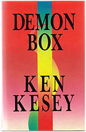 UK first edition Demon Box - Ken Kesey
