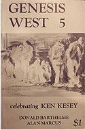 Genesis West: Volume Five (magazine article) - Ken Kesey