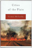 US first edition Cities of the Plain - Cormac McCarthy