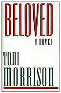 US first edition Beloved - Toni Morrison