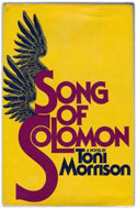 US first edition Song of Solomon - Toni Morrison