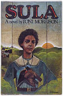 US first edition hardcover Sula - Toni Morrison