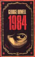 Nineteen Eighty-Four by George Orwell, published by Penguin, 2008